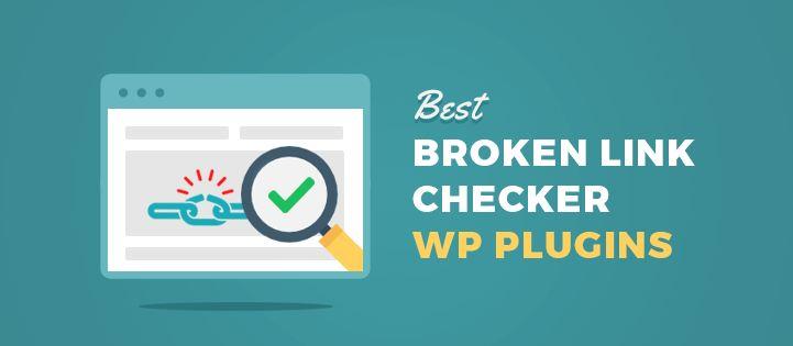 Sử dụng plugin Broken link checker