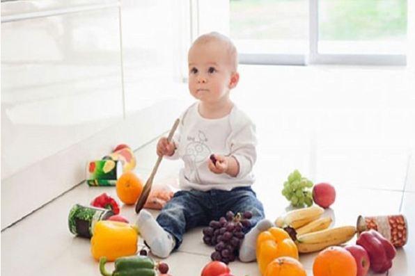 Hãy cho bé làm quen với nhiều hương vị trong thực đơn đầu tiên