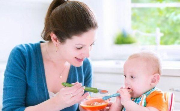 Bí quyết cho con ăn dặm ngon miệng – dinh dưỡng