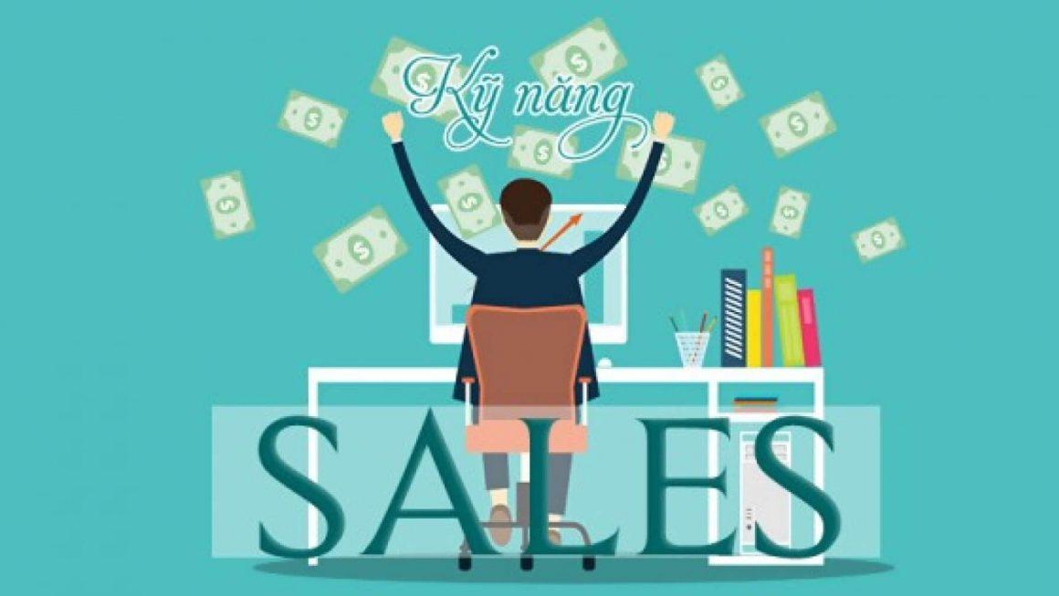 kỹ năng bán hàng