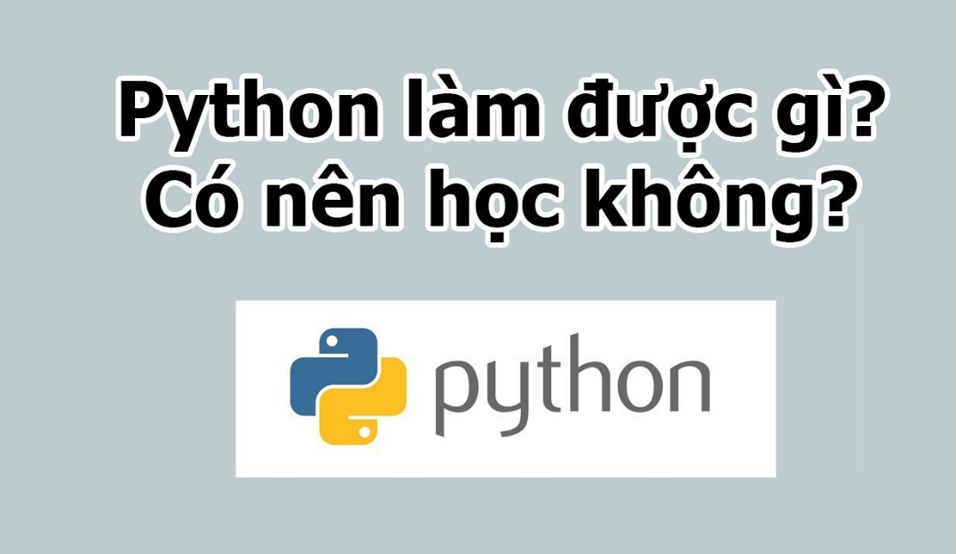 học ngôn ngữ python