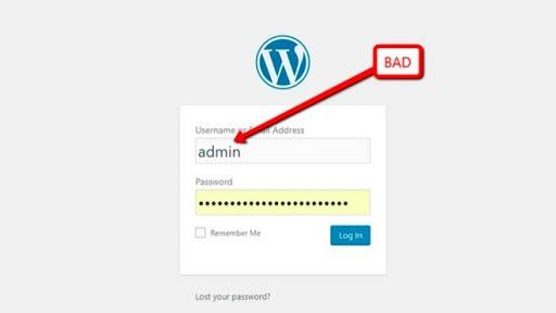 cách bảo mật website